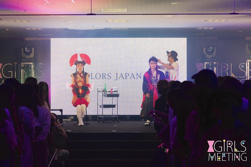 オープニングでは金沢を中心にビューティーサロンを多数展開する「COLORS JAPAN